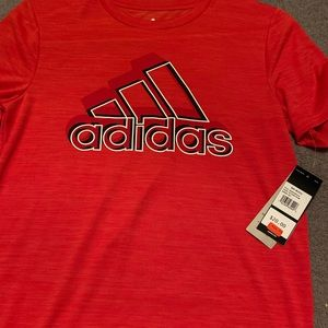 Brand new adidas dry fit t-shirt